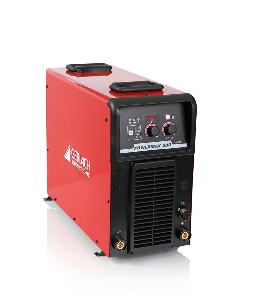 Powermax 500: Schweißinverter für das leistungsstarke Elektrodenhandschweißen