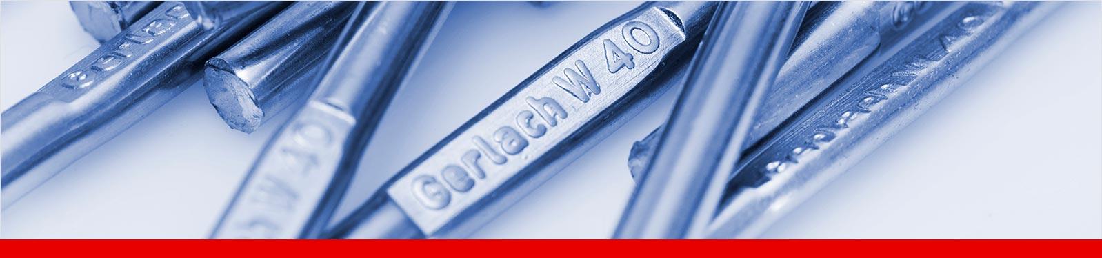 Schweissstäbe: Ein Schweißdraht wird beim Schweißen mit dem MIG MAG Schweißverfahren (Metall-Schutzgasschweißverfahren) benötigt