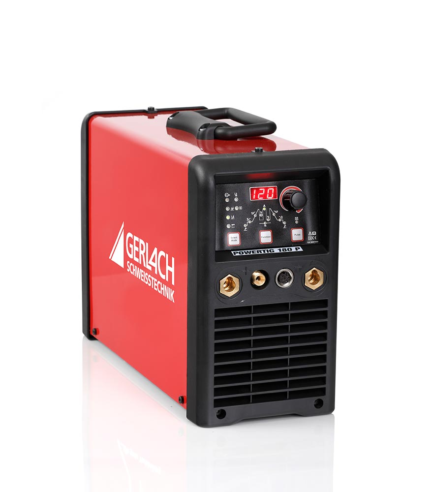 Unsere WIG Schweißgeräte sind entweder mit einer kontaktlosen Hochfrequenz- oder einer LiftArc-Zündung ausgestattet.
