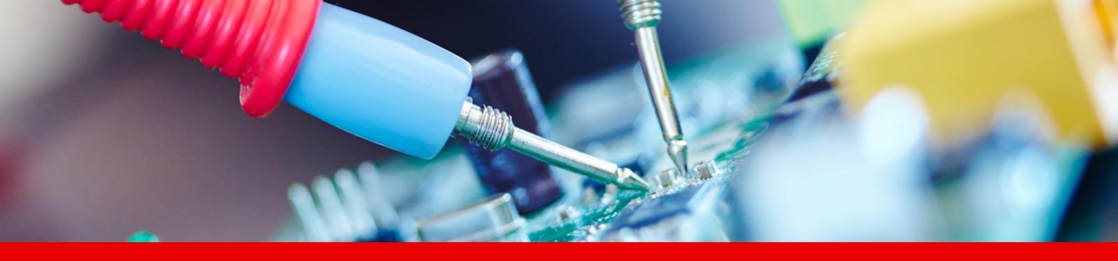 Wir bieten im Rahmen der DGUV V3 Prüfungen auch die Wartung der Schweißgeräte an.