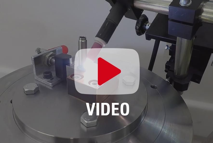 Schweißautomation durch mechanisiertes Schweißen ermöglicht Einsparpotentiale in der Serienproduktion und erhöht die Rentabilität.