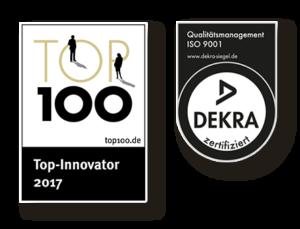 Schweisstechnik Top-Innovator 2017: Unsere Auszeichnungen sind ein Qualitätsversprechen